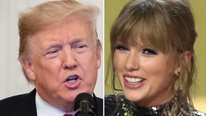 CNN host: Trump tougher on Taylor Swift than on Saudis