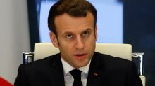 Macron says France is there for Italy, Europe must not be 'selfish'