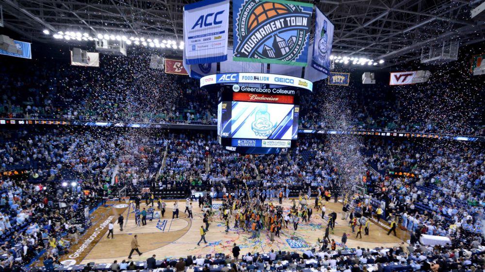 ACC will again consider North Carolina for future championship events