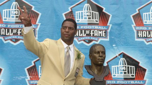 RADIO: Marcus Allen weighs in on the NFL's Hall of Fame voting process
