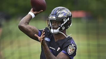 Overhaul of Ravens O was news to Jackson