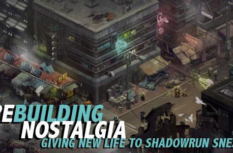 Rebuilding Nostalgia: Giving new life to Shadowrun SNES