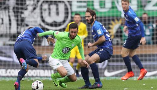 Bundesliga: Gomez lässt Wolfsburg weiter jubeln