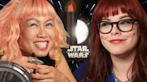 Fangirls Try CoverGirl's Star Wars Collection