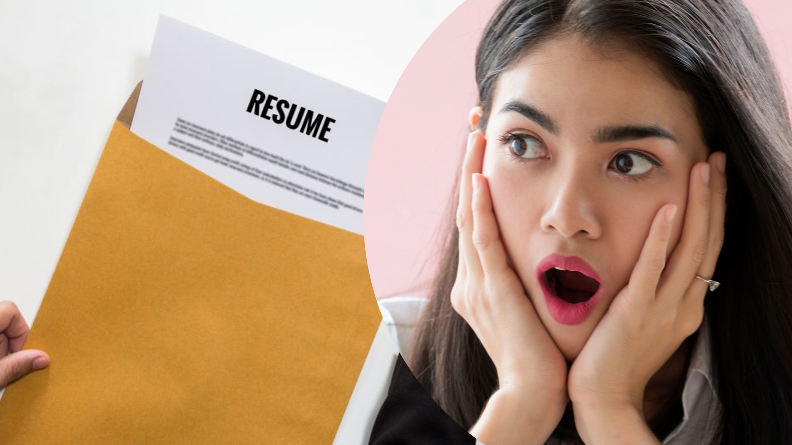 Your resumé just went into the bin. Here's why