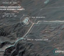 Satellite photos show construction at Iran nuclear site
