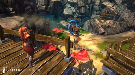 Shards Online returns to Kickstarter [Updated with the video]