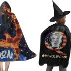 Amazon Is Horrifically Selling QAnon Halloween Kids' Costumes