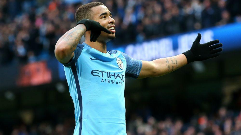 Que estrela! Salvador, Jesus tem melhor média de minutos por gol marcado da Premier League