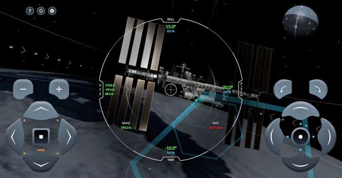 docking simulator