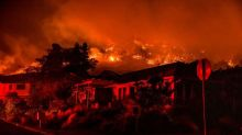 Trump administration denies California disaster relief funds to deal with wildfires