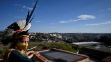 Brazil's displaced indigenous struggle in concrete jungle far from home
