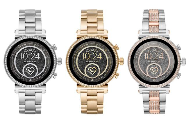 Michael Kors' updated Sofie smartwatch is now available for $325