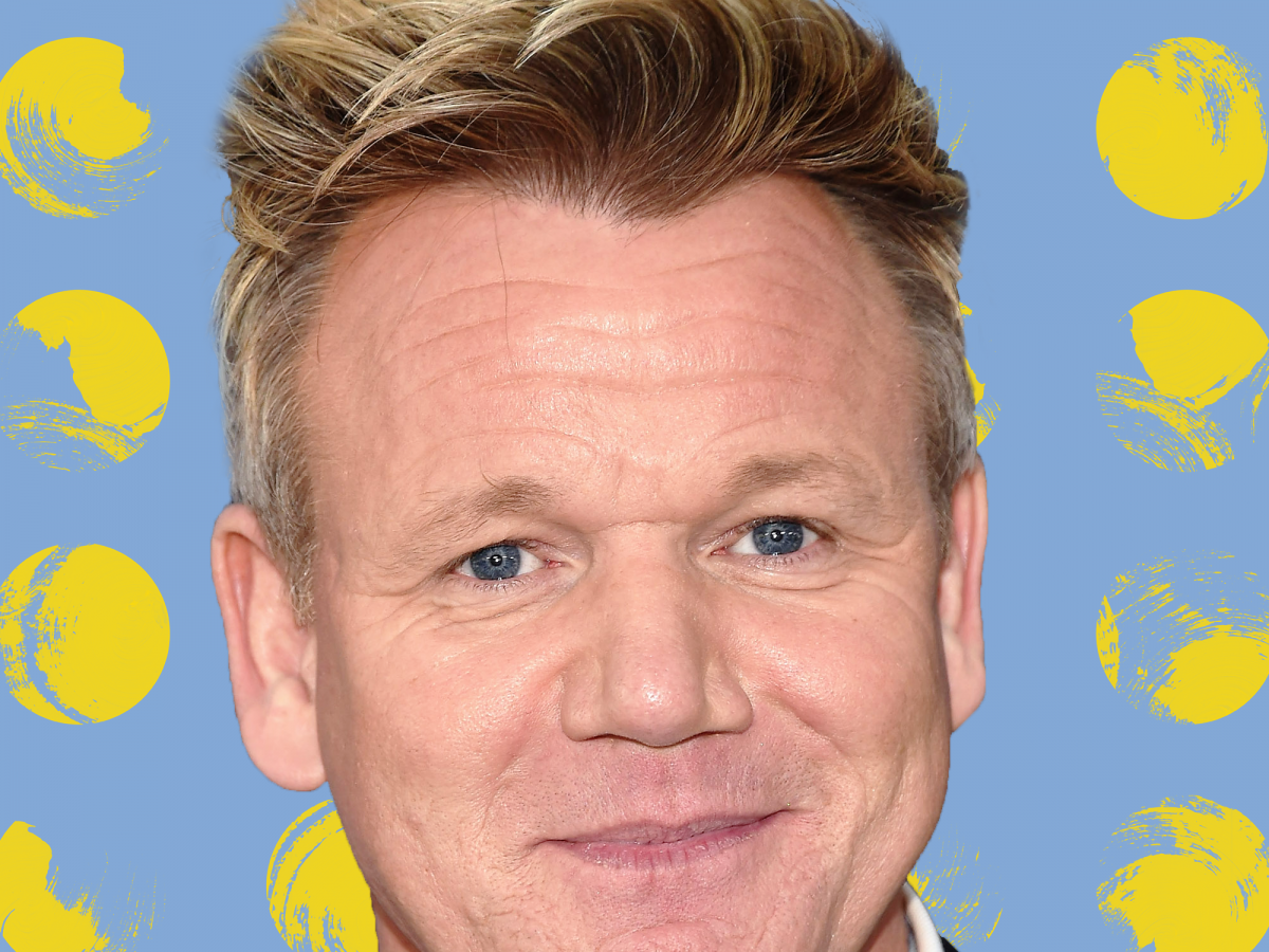 Gordon Ramsay Says You Should Never Order This When You're Out To Eat