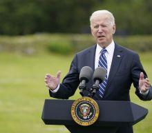 NATO leaders bid symbolic adieu to Afghanistan at summit