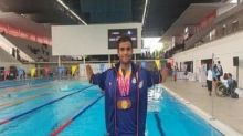 As pools remain closed, Paralympic swimmer Suyash Jadhav keeps Tokyo 2020 dreams afloat by training in pond