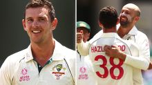 'World class': Cricket fans stunned by Josh Hazlewood brilliance