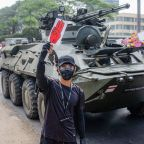 Facebook bans Myanmar military following coup