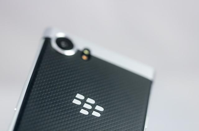 Watch BlackBerry's KEYone event in under 5 minutes