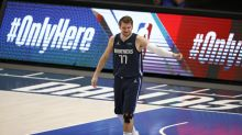 Mavs star Luka Doncic: 'I don't understand the idea of a play-in'