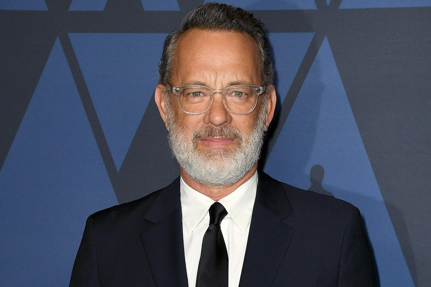 Tom Hanks to Star in His Second Film for Apple TV+, the Sci-Fi Adventure Finch