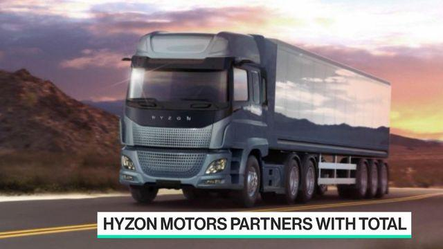 Total's Investment in Fuel-Cell Startup Hyzon