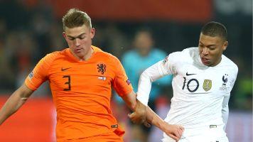 ¿Qué resultado necesita Holanda para dejar fuera a Francia de la Nations League?
