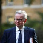 Britain intensifying EU no-deal prep, says Gove