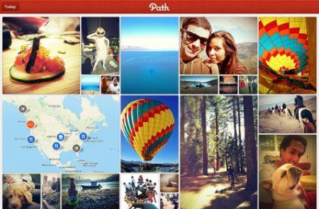Path for iPad now available