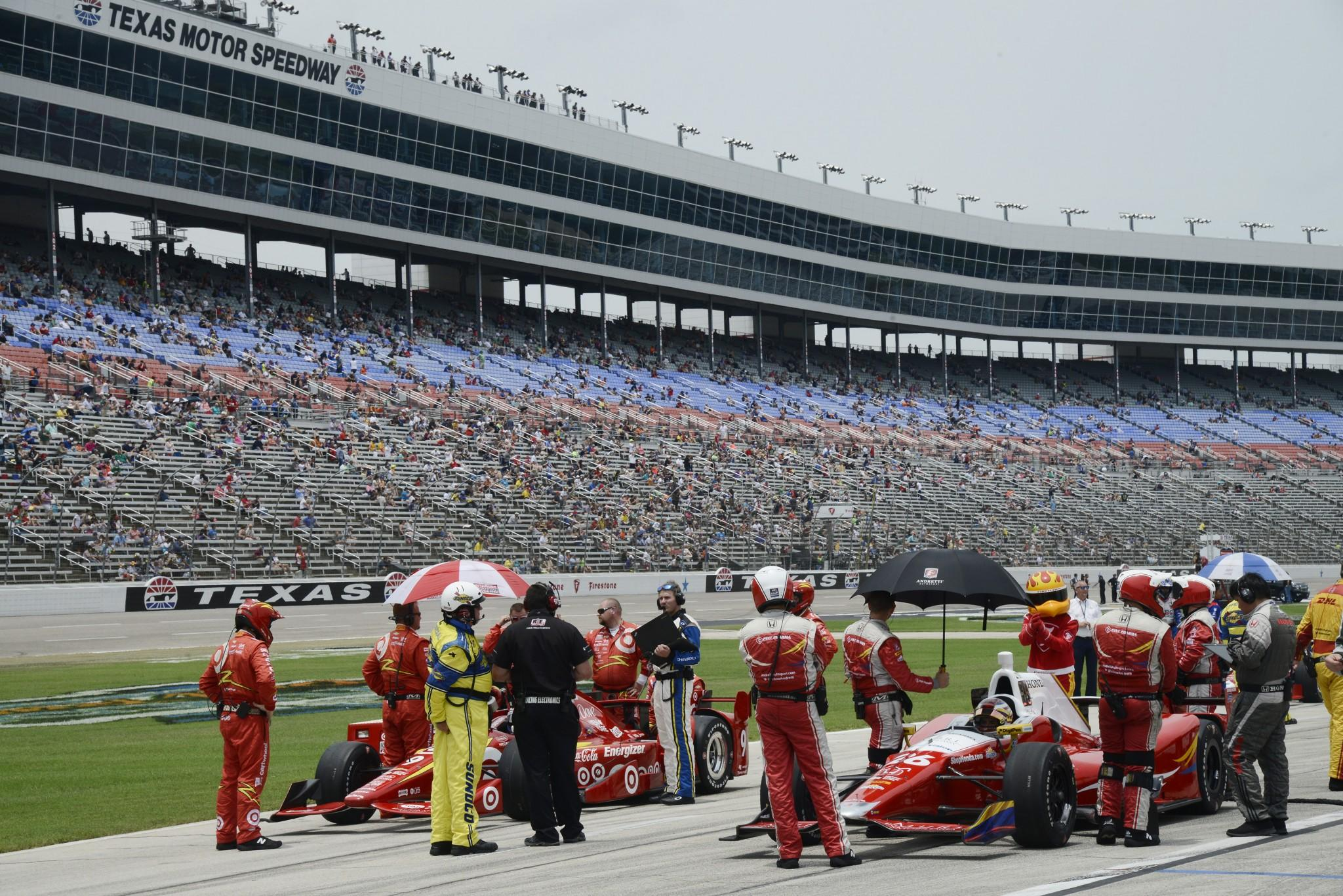 Texas motor speedway president wants to host a college for Nascar tickets for texas motor speedway