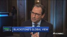 Blackstone president: Trade issues between US and China w...