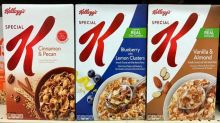 Kellogg (K) Q4 Earnings Top Estimates, Sales Decline Y/Y