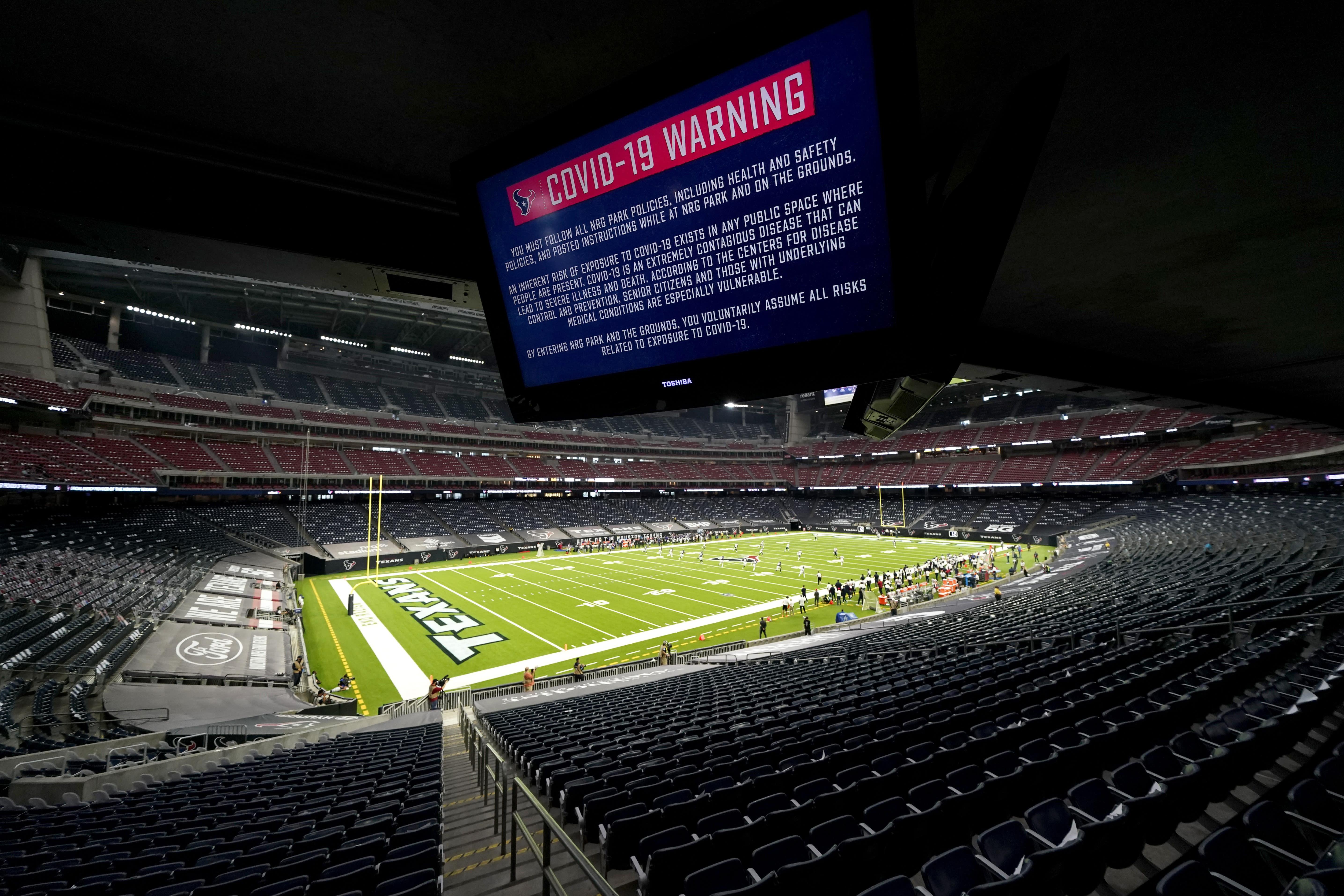 Texans DC Anthony Weaver says empty stadiums rob defense of its energy
