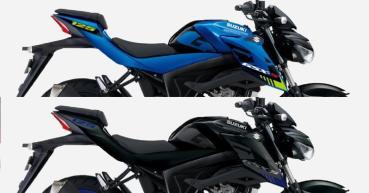 SUZUKI 2021年式「GSX-S125」新色推出
