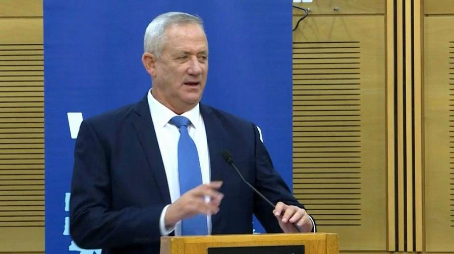 Israele, ultimo incontro Gantz-Netanyahu per formare coalizione