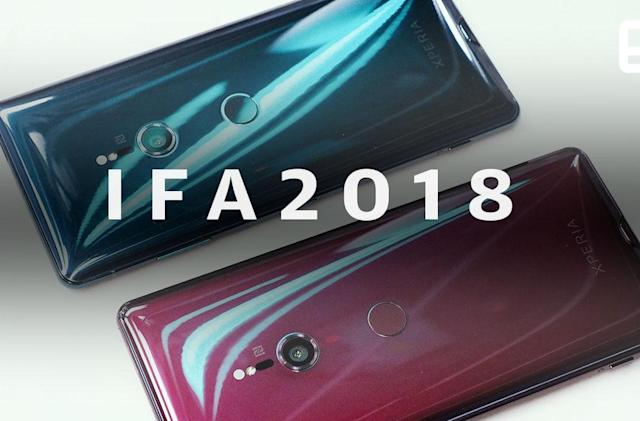 The biggest news from IFA 2018