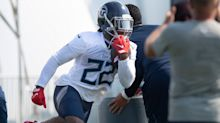 Derrick Henry focused only on getting better, helping Titans win