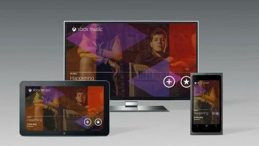 Xbox Music available now on iOS, Android