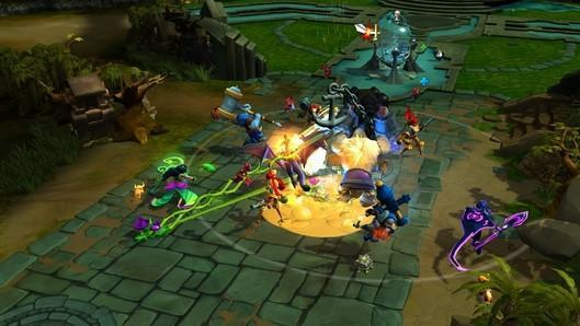 Crushing MOBA community strife in S2's Strife