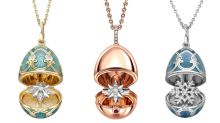 Faberge gets into the festive spirit with new lockets