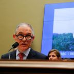 Grilled by U.S. lawmakers, Trump's EPA chief calls ethics scandals lies