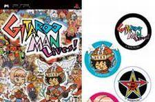 Gitaroo Man pre-order swag (and other less important games)