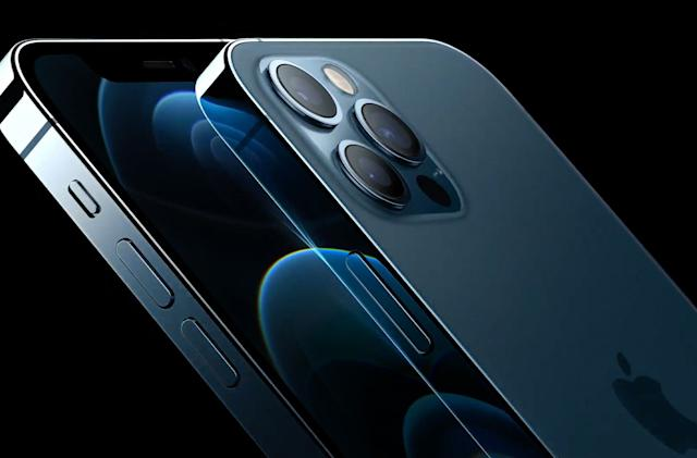 Apple's iPhone 12 Pro and Pro Max have larger screens and steel cases