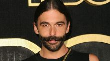 Jonathan Van Ness Reveals He's Single With Ariana Grande-Inspired Post