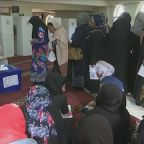Violence plagues Afghan parliamentary elections