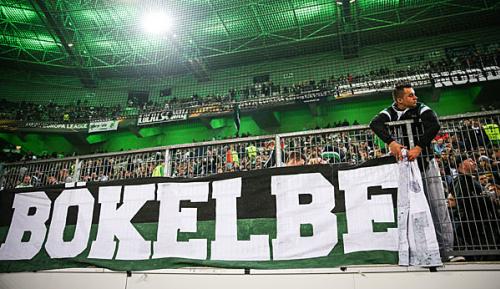 DFB-Pokal: Gladbacher Ultras wegen demolierter Pokal-Choreographie verärgert