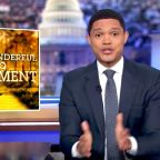 Trevor Noah Is Living For The Drama Of Parnas Throwing Trump 'Under The Bus'