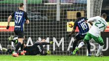 Inter launch anti-racism campaign as schoolchildren watch goalless draw