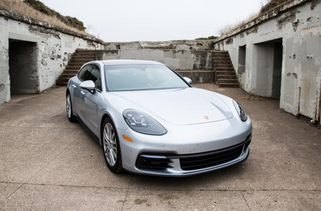 Porsche's Panamera hybrid brings sports car fun to a station wagon