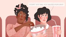 A Comic For Anyone Who Does Not Share Food Under Any Circumstances